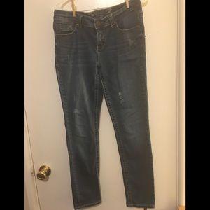 Seven 7-Straight Leg Jeans/Size 8